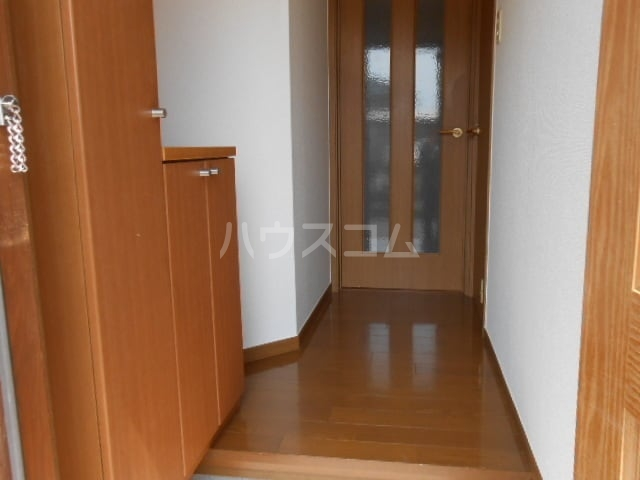 グレイスⅡ 01030号室の玄関