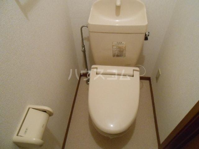 グレイスⅡ 01030号室のトイレ