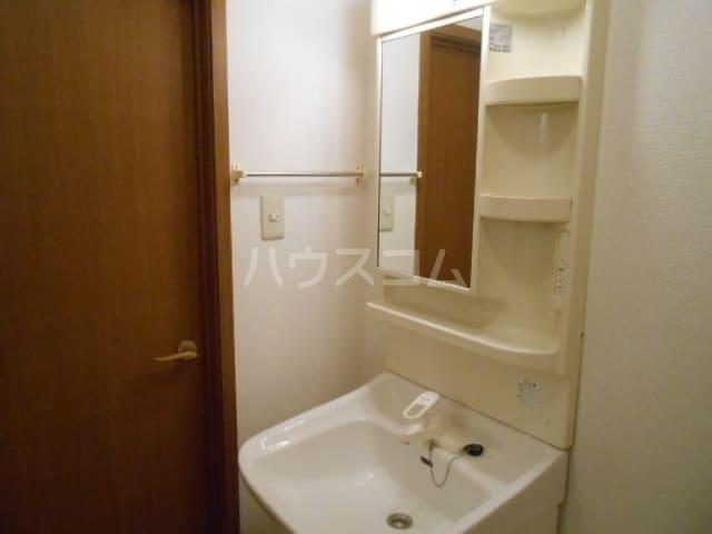 グレイスⅡ 01030号室の洗面所
