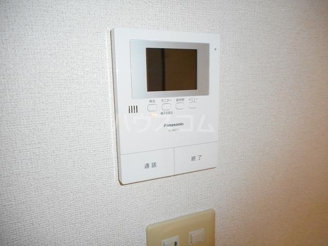 グレイスⅡ 02020号室のセキュリティ