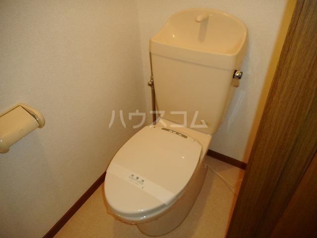グレイスⅡ 02020号室のトイレ