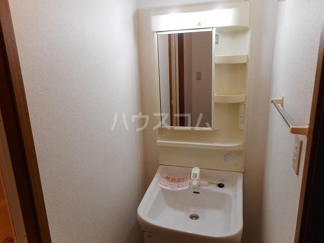 グレイスⅡ 02020号室の洗面所