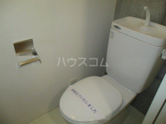 SOLATIO 202号室のトイレ