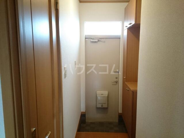 クレーデレ ドーノ ヨッシーⅡ 01020号室の玄関