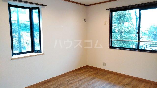 エトワール 201号室の玄関