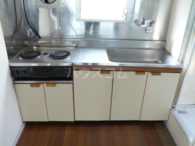 パークハイツ 208号室のキッチン