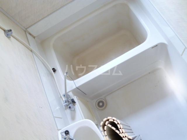 パークハイツ 208号室の風呂