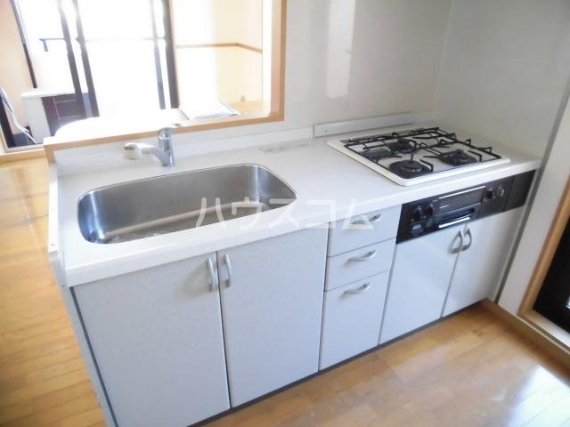 グランピリエ 309号室のキッチン