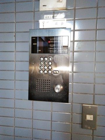 アミラント・ヴィレッジ 109号室のセキュリティ