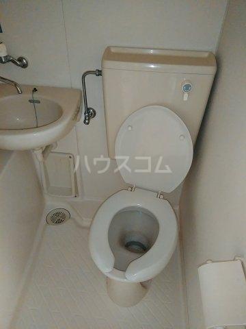 アミラント・ヴィレッジ 109号室のトイレ