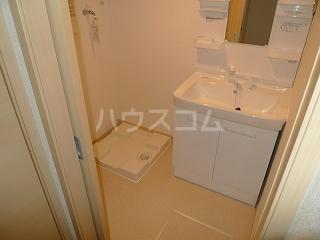 フォーシーズンⅠ 02030号室の洗面所
