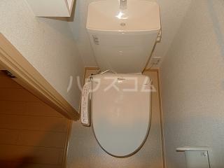 フォーシーズンⅠ 02030号室のトイレ