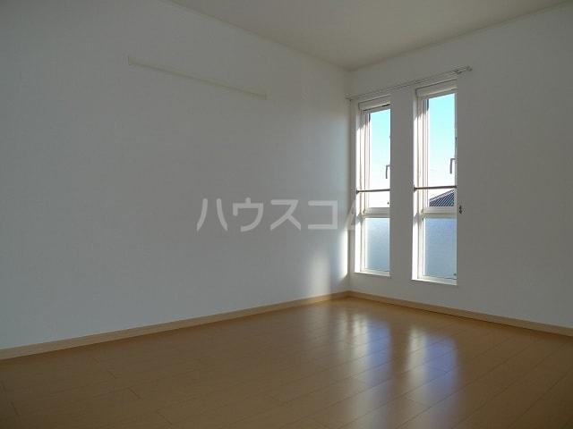 クレアール 02010号室のベッドルーム