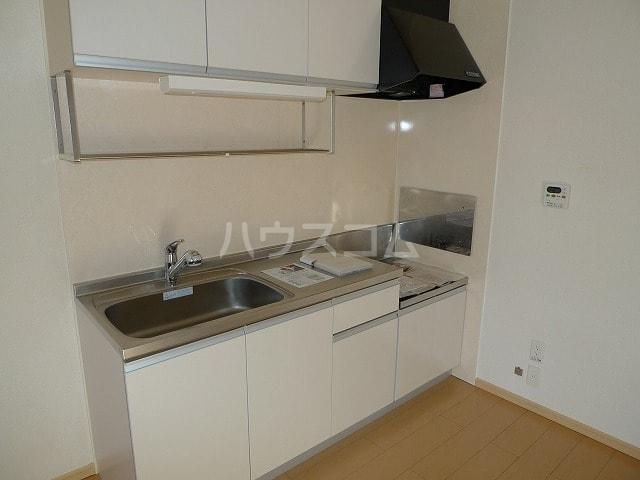 クレアール 02010号室のキッチン