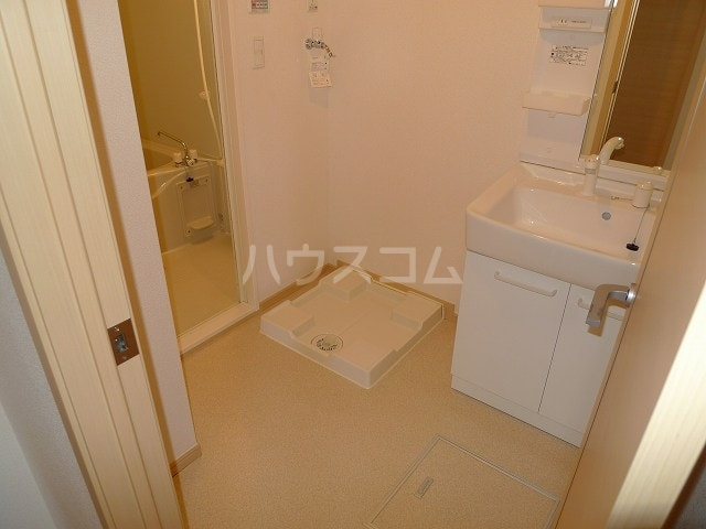 クレアール 02010号室の洗面所