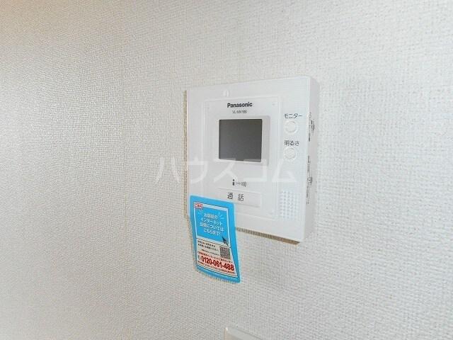 クレアール 02010号室のセキュリティ