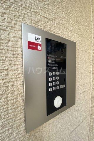 ラ・フェリオ 01030号室のセキュリティ