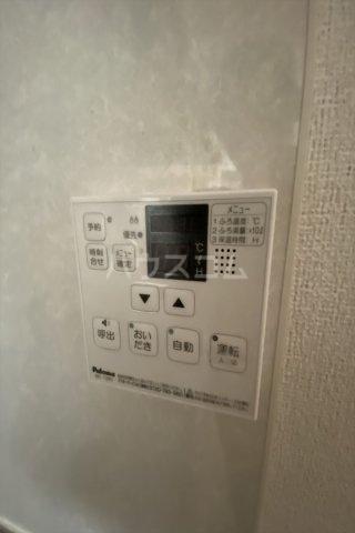 ラ・フェリオ 01030号室の設備