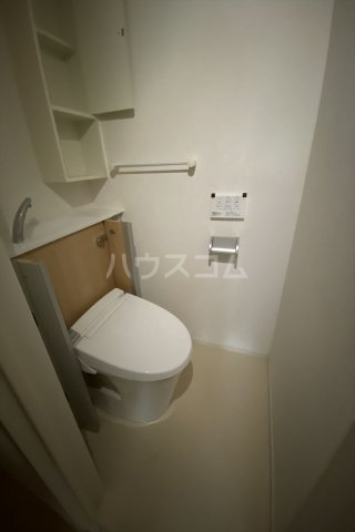 ラ・フェリオ 01030号室のトイレ