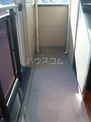 クリアーメゾン・J.BS 102号室のバルコニー