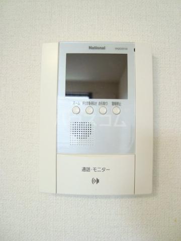 クリアーメゾン・J.BS 102号室のセキュリティ