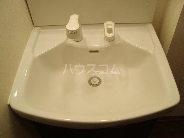 クリアーメゾン・J.BS 102号室の洗面所