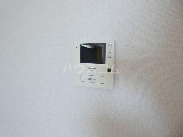 キュートレジデンスA 02020号室のセキュリティ