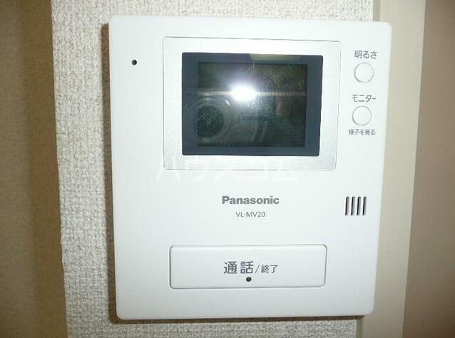 リイチ氷川台Ⅱ 105号室のセキュリティ