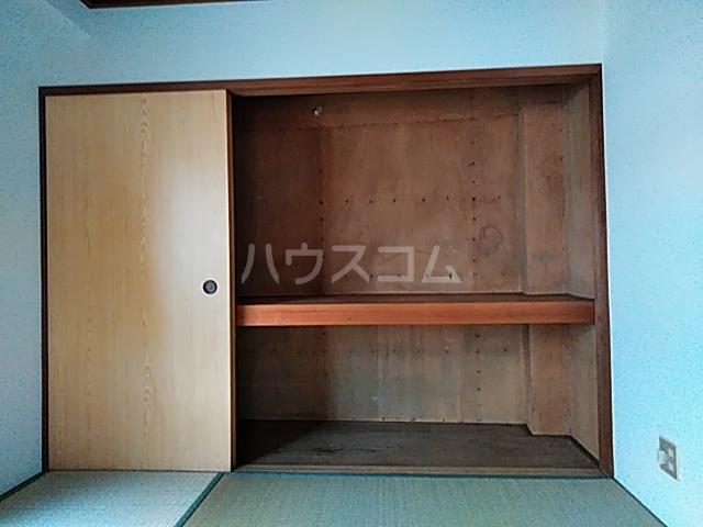 ドミール渡辺 301号室の収納