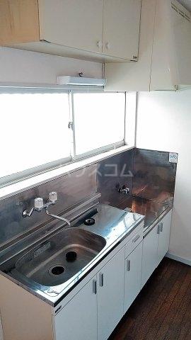 メゾン直希 1A号室のキッチン