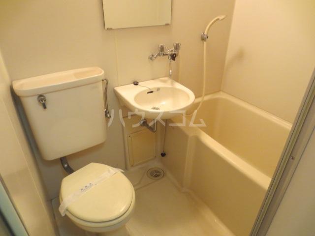 ハイム南大塚 103号室の風呂