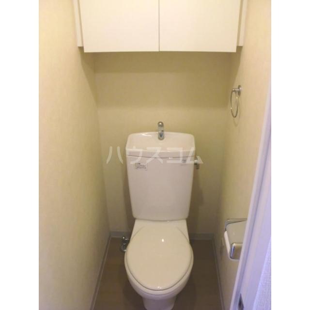 パレ・ホームズ天王洲 304号室のトイレ
