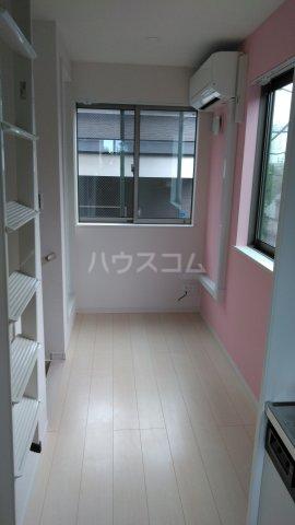サークルハウス浮間壱番館 201号室のベッドルーム