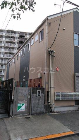 サークルハウス浮間壱番館 201号室のエントランス