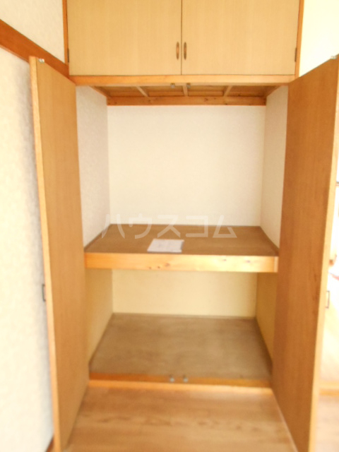グリーンピア光 202号室の収納