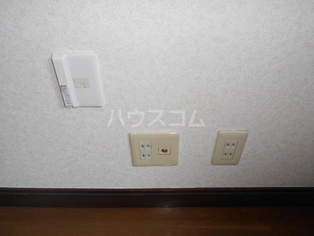 ティーアイハイム玉川 102号室のセキュリティ