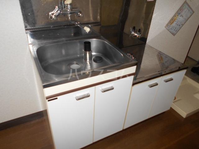 ティーアイハイム玉川 102号室のキッチン