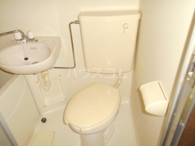 ティーアイハイム玉川 102号室のトイレ