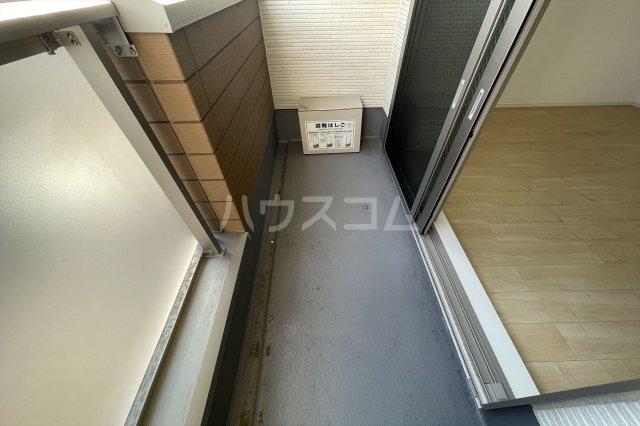 クレストコート 02020号室の収納