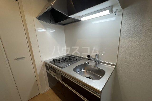 クレストコート 02020号室のキッチン