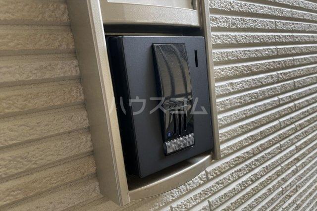 クレストコート 03020号室のセキュリティ