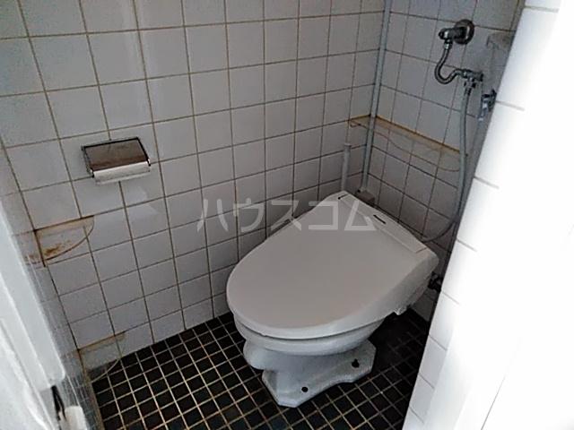 ニューシャトレーマンション 402号室のトイレ