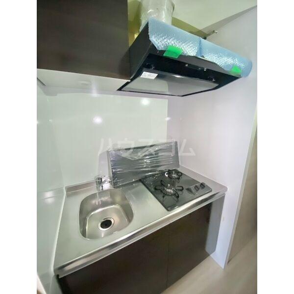 S-RESIDENCE葵II 806号室のキッチン