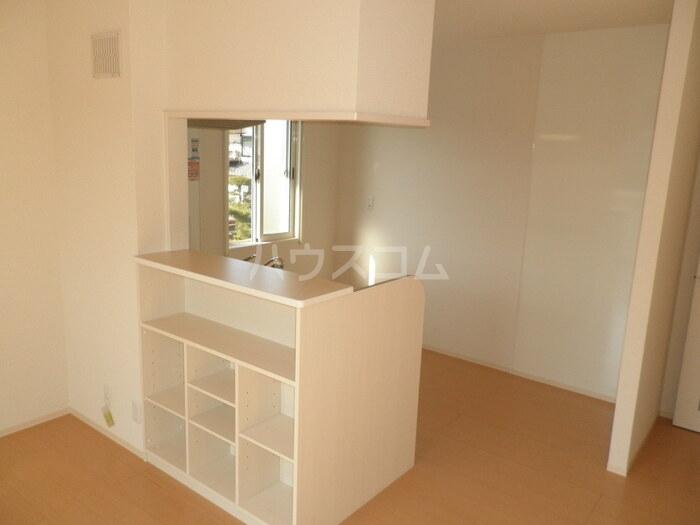 セジュール大芝 201号室のキッチン