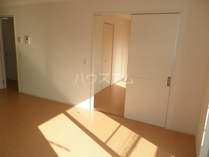 セジュール大芝 201号室のベッドルーム