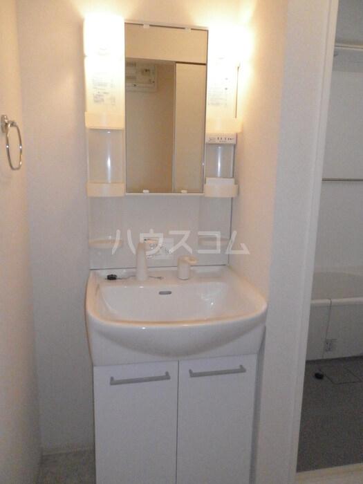 セジュール大芝 201号室の洗面所
