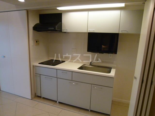 HERMITAGE2005 301号室のキッチン