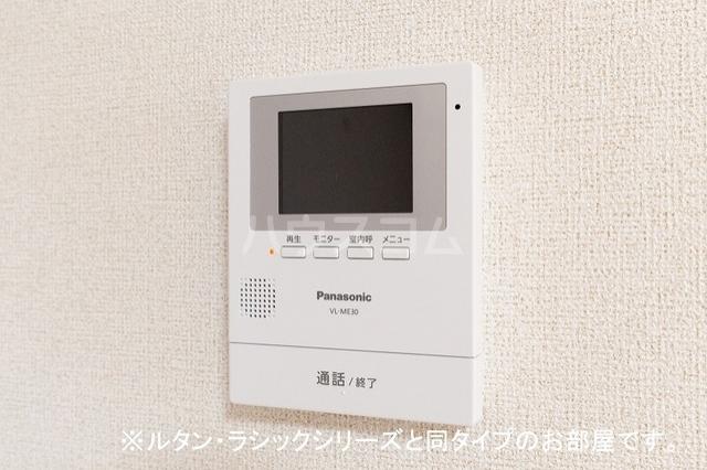 NINA 館 Ⅱ 01010号室のセキュリティ