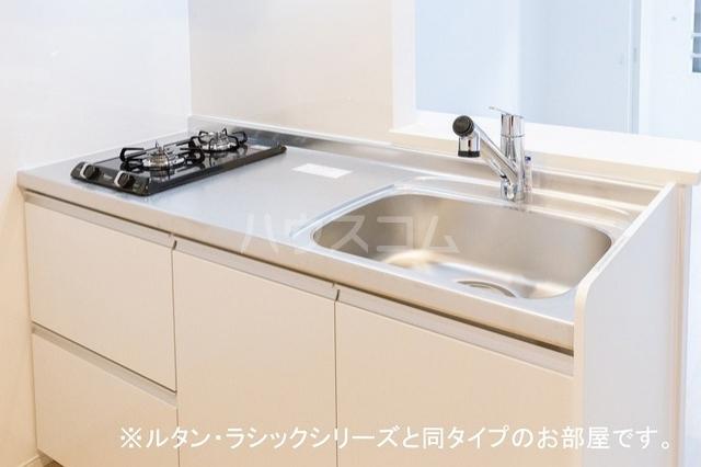 NINA 館 Ⅱ 01010号室のキッチン