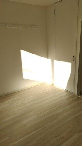 パルフェ・ド・ステージ 205号室のベッドルーム